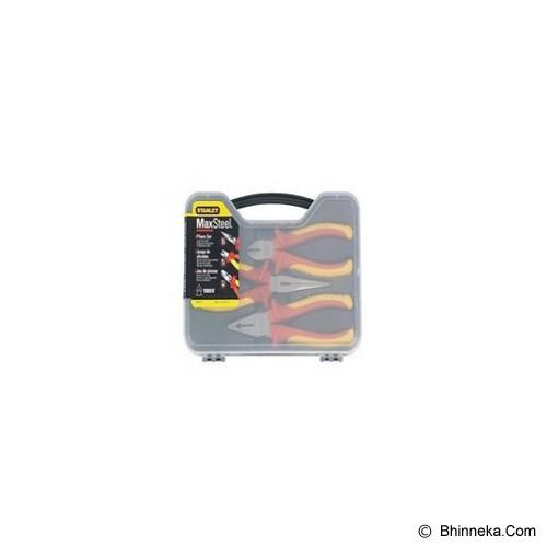 STANLEY VDE Pliers Set [84-011-22] - Tang Set